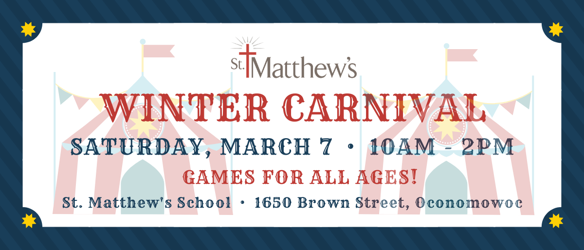 Join us March 7th!
